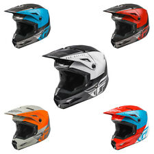 FLY RACING 2021 KINETIC STRAIGHT EDGE PERFORMANCE ADULT HELMET