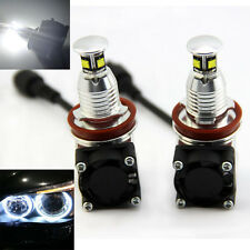 GEN Angel Eyes 40W EACH CREE LED H8 Bulb Upgrade FOR BMW E82 E87 E90 E92 E93 3rd