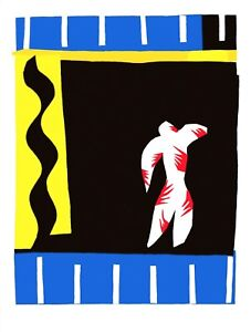 Henri Matisse - The Clown (lithograph, edition of 200)