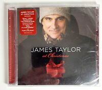 James Taylor at Christmas CD James Taylor Vocals Soft Rock 2006 Brand New Sealed