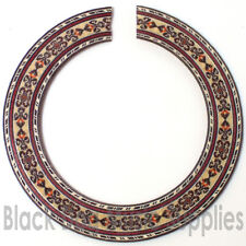 Acoustic Guitar Sound hole Rosette / Binding  92mm internal 130mm external