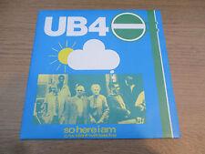 "UB40 – So Here I Am  Vinyl 7"" Single UK 1982 Reggae Pop DEP INTERNATION - 7DEP5"