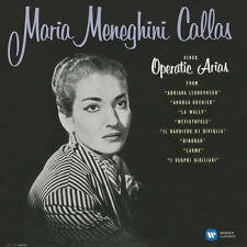 Maria Meneghini Callas - Operatic Arias Vinyl LP