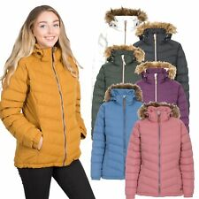 Trespass Nadina Womens Quilted Jacket Insulated Warm Padded & Windproof