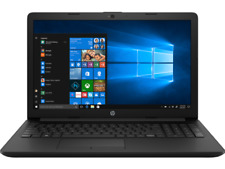 HP Notebook 15Z AMD A9-9425 3.1Ghz 8GB RAM 128GB SSD Black Windows 10 Home