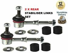 FOR MITSUBISHI CARISMA 1999 + SPACESTAR 1998-> 2 X REAR STABILISER LINK BAR SET