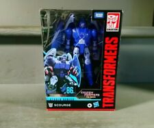 Transformers 86 Studio Series Voyager Scourge SS 86 05 MISB