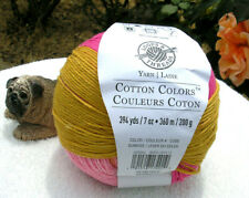 Cotton Colors by Loops & Threads - SUNRISE (7 oz/394 yds) 100% Cotton