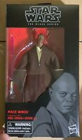 Star Wars The Black Series Mace Windu 6-Inch Action Figure New In Hand Mint 🔥