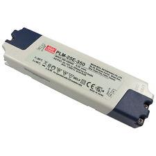 MEANWELL PLM-25E-350 25W LED-Schaltnetzteil 42V-72V 350mA Konstantstrom 856528