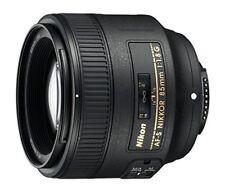 Nikon 85mm Manual Focus Camera Lenses