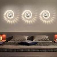 LED Effektlicht Wandlampe Wandleuchte Flurlampe Deckenlampe Deckenleuchte Neu