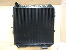 Radiator Toyota Hilux Surf 2.4Ltr Turbo Diesel Manual HDuty 3-row Copper Core