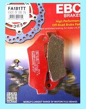 EBC FA181TT Carbono Pastillas de Freno Frontales KTM Excf EXCF250 Exc-F 250