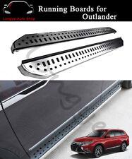 Running Boards fits for Mitsubishi Outlander 2013-2020 Side Step Nerf Bars