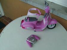 Baby Born Motorroller mit Fernbedienung in pink.. super schön...NEUW.