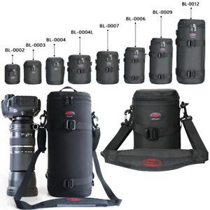 Waterproof DSLR Camera Shoulder Bag Large Lens Pouch Case Box Padded 150-600mm