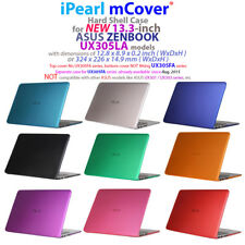 "mCover® HARD Shell CASE for 13.3"" ASUS Zenbook UX305LA UX305UA Ultrabook Laptop"