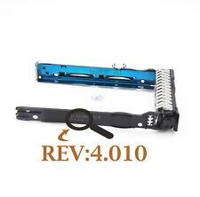 "HP Gen8 G9 G10 651687-001  2.5 "" Tray DL380p DL360p DL160 HDD SFF SAS REV 4.010"