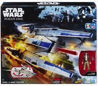 Hasbro - Star Wars - Rogue One Rebel U-Wing Fighter
