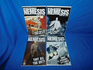NEMESIS #1-4, Marvel Icon Comics, MARK MILLAR (2010) 1 2 3 4 Complete Set