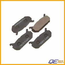 PBR Rear Brake Pad 2-wheel Fits: Mazda MX-6 626 2002 2001 2000 99 98 97 1999