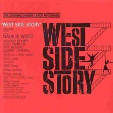 Leonard Bernstein - West Side Story Original Soundtrack Recording [CD]