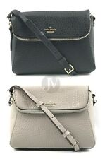 Kate Spade Carter Street Berrin Pebbled Leather Crossbody Hand Bag Purse