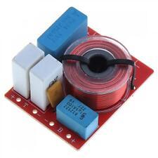 48 Hz - 20K Hz Frequency Divider 2 Way 60W Speaker Audio Crossover Filters