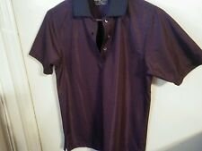 Snake Eyes Polo - Size Small - Black w/ Red