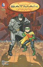 BATMAN WORLD n.20 (Batman Incorporated 4 di Grant Morrison ) ed.LION sconto 30%