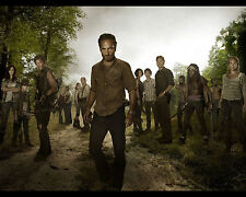 The Walking Dead Poster TV Show High Quality Wall Print Art 16x20 Inches