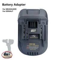 DIY Battery Adapter for Dewalt DCB 18V/20V Max Convert to Makita 18V LXT Power