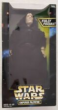 STAR WARS RETURN OF THE JEDI EMPEROR PALPATINE 12 INCH ACTION COLLECTION