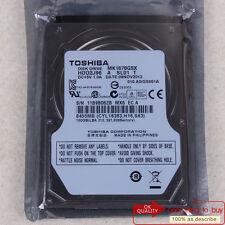 """TOSHIBA 160 GB HDD (MK1676GSX) SATA 5400 RPM 2.5"""" 8 MB Hard Disk Drive Free sp"""