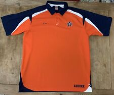 """New listing Nike Auburn University """"Fit Dry"""" Golf Polo Mens XL **Excellent Condition!**"""