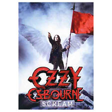 "OZZY OSBOURNE Scream Tapestry Cloth Poster Flag Wall Banner 30"" x 40"""
