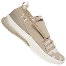Under armour Architech 3Di Valor Fitness Training Shoes 3000368-200 Beige New