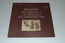 Brahms - Piano Concerto No. 1 - Gary Graffman - Boston Symphony - Charles Munch