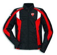 DUCATI Alpinestars SPEED Sommer Tex Jacke Textiljacke perfor. Summer Jacket NEU