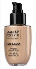 Make Up For Ever Face & Body Liquid Makeup # 36 Pink 50 Ml New