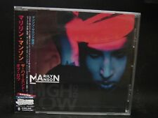 MARILYN MANSON The High End Of Low + 1 JAPAN CD Nine Inch Nails US Industrial