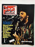 RARE CIAO 2001 29-1974 SORRENTI-LP LOREDANA BERTE-ERIC CLAPTON-JOE WALSH-SPOLETO