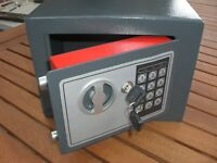 NEW ELECTRONIC HOME OFFICE SECURITY SAFE BOX