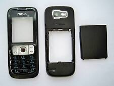 Black Housing cover Fascia case facia Faceplate for nokia 2630 with keypad