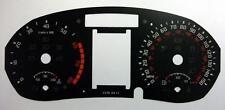 Lockwood Skoda Fabia Mk1 (6Y) 1999-07 1.2 Petrol BLACK Dial Conversion Kit C576