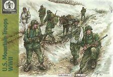 Waterloo 1/72 WWII US Mountain Troops