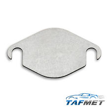 18. EGR valve blanking plate for FORD FOCUS MONDEO TRANSIT CONNECT 1.8 TDDi TDCi