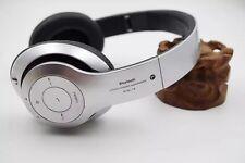 Wireless Bluetooth Headset Earphone Headphone,Built in Mic,Micro SD Card Slot FM
