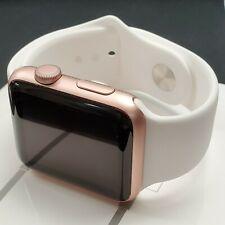 Apple Watch Series 1 42mm Pink Aluminum Case Sport Band #19
